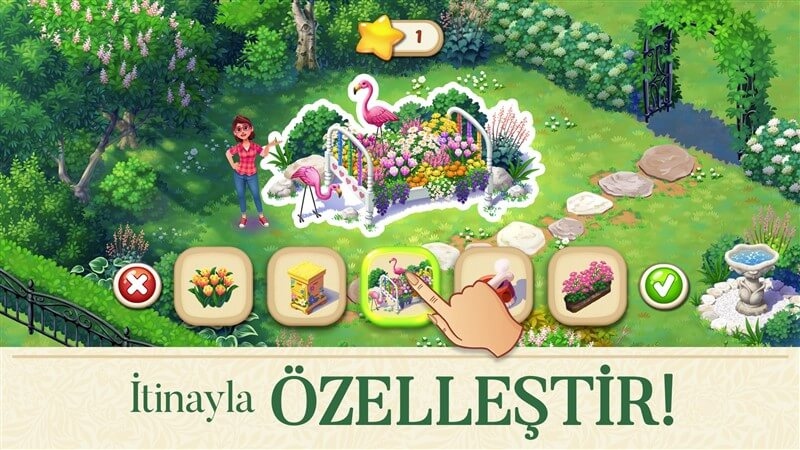 Lily's Garden Hileli Mod Apk