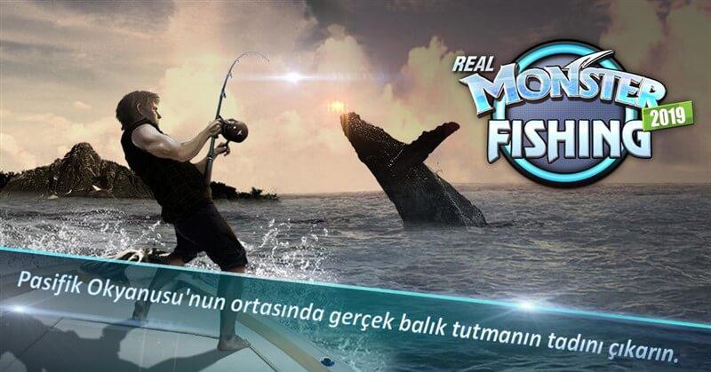 Monster Fishing 2020 Hileli Mod Apk