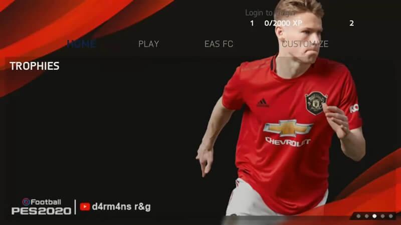 FIFA 14 Mod PES 2020 Apk İndir