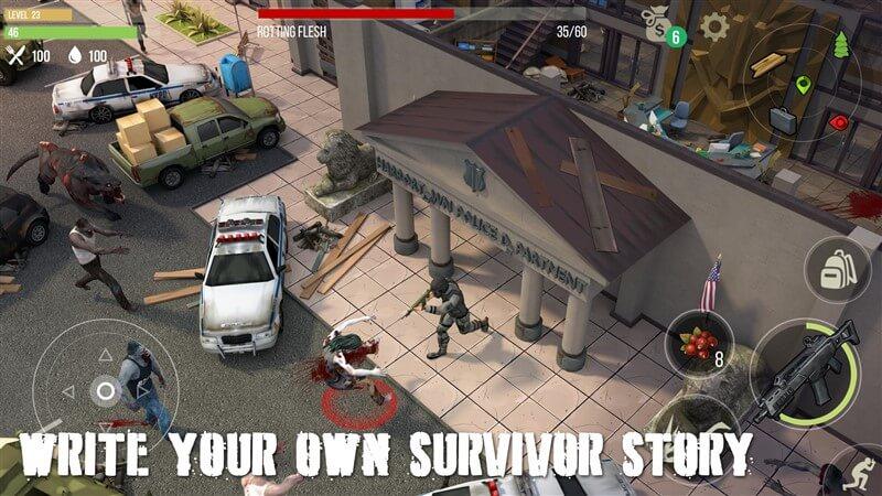 Prey Day Survival Hileli Mod Apk