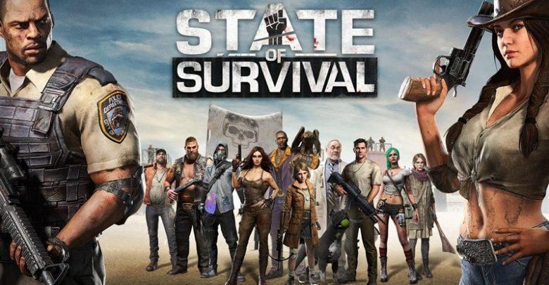 State of Survival Hileli Mod Apk İndir