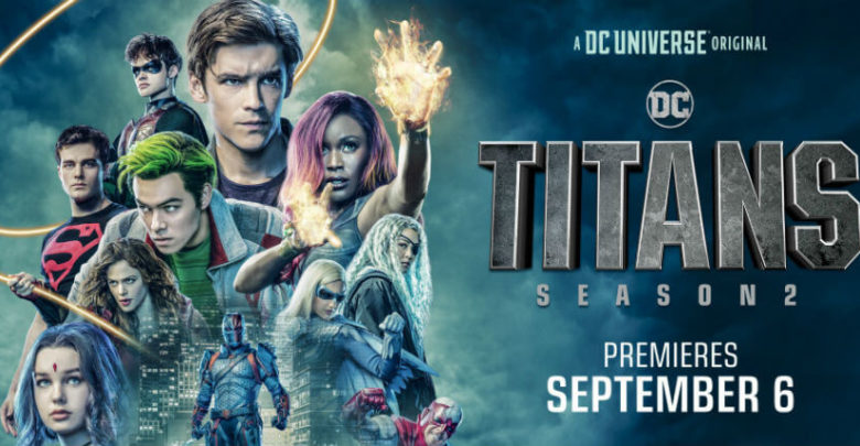 Titans 2. Sezon İndir