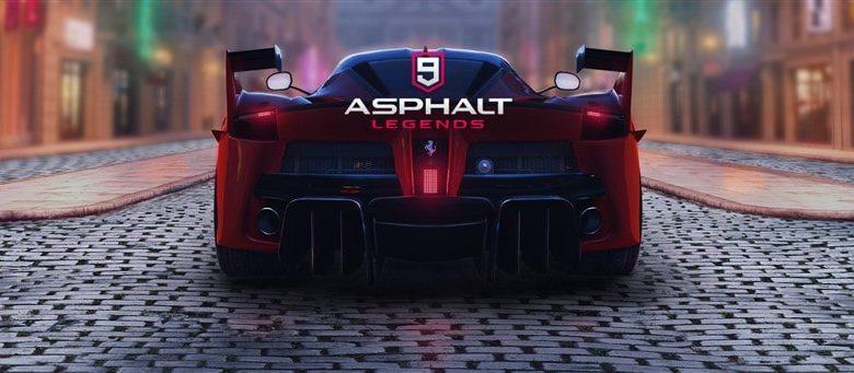Asphalt 9 Legends Hileli Mod Apk İndir
