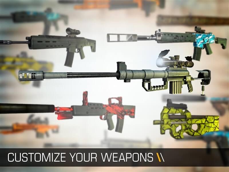Bullet Force Hileli Mod Apk