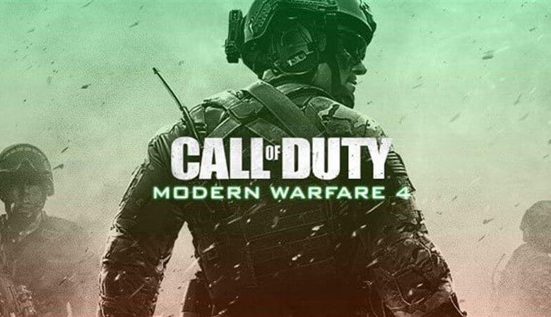 Call of Duty 4 Modern Warfare Full İndir