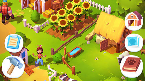 FarmVille 3 Hileli Mod Apk