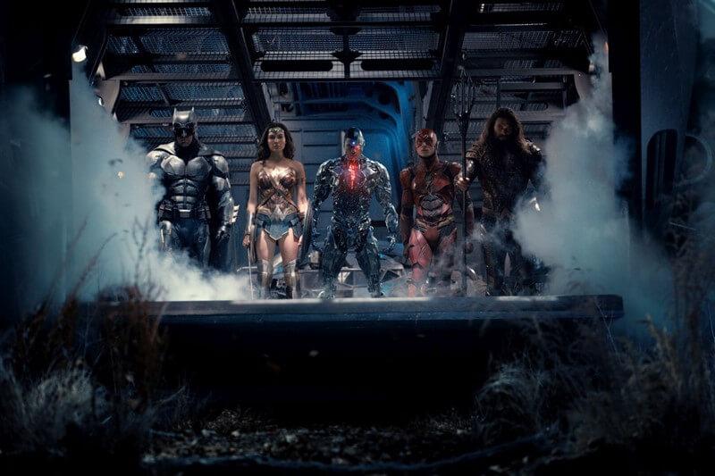 Justice League Adalet Birliği İndir
