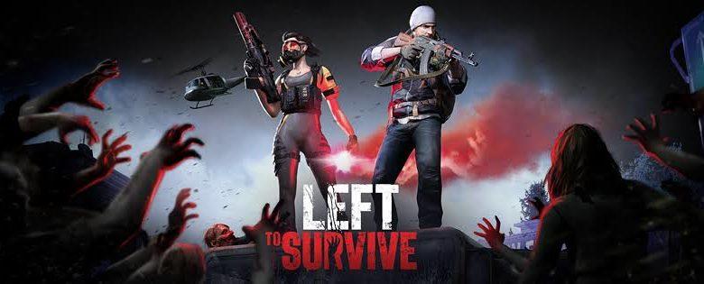 Left to Survive Hileli Mod Apk İndir