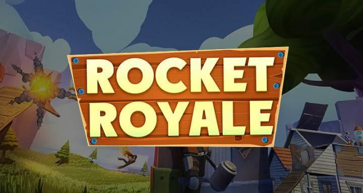 Rocket Royale Mermi Hileli Mod Apk