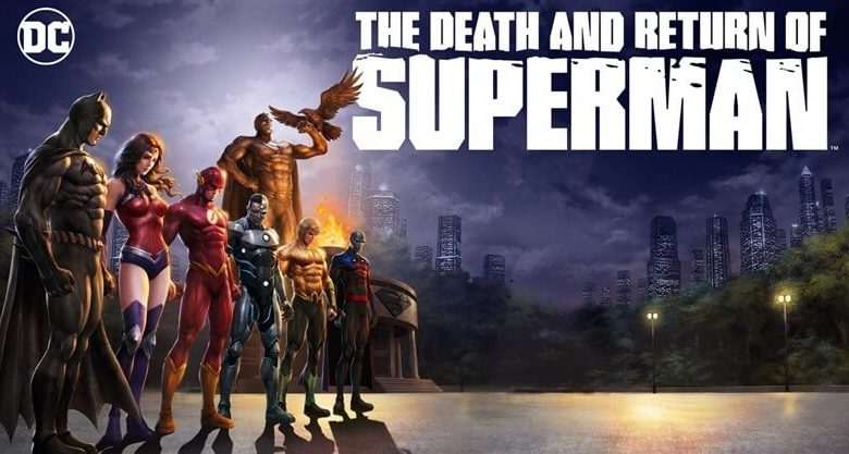 Superman'in Ölümü ve Dönüşü İndir
