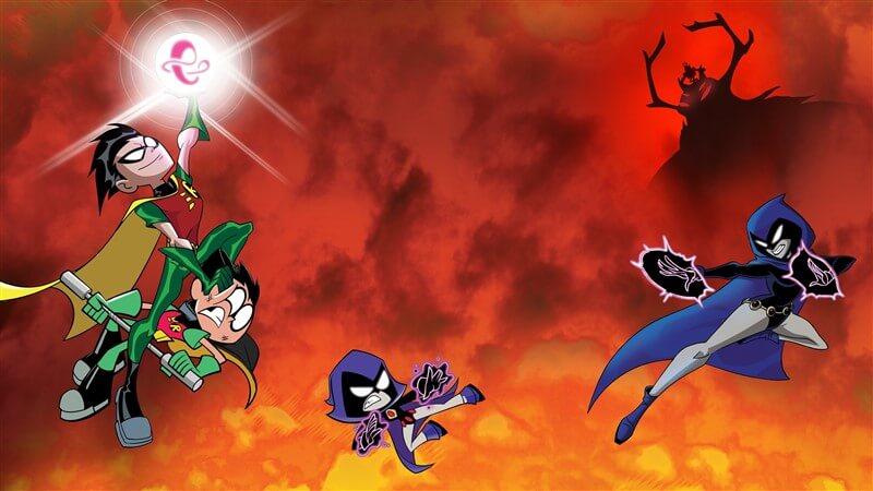 Teen Titans Go! Vs. Teen Titans İndir