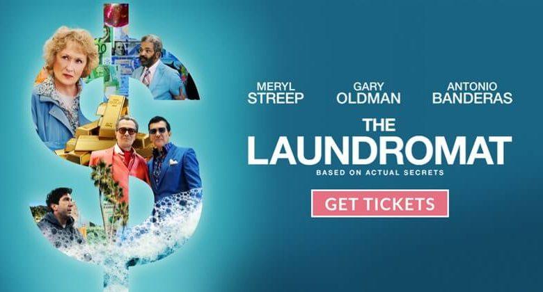 The Laundromat - Kirli Para İndir