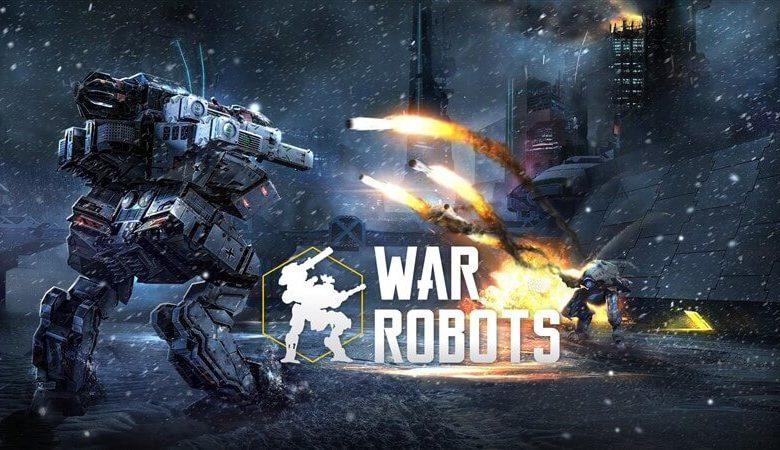 War Robots Hileli Apk İndir