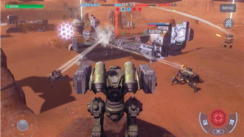 War Robots Hileli Apk