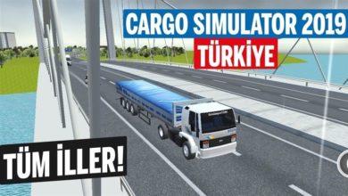 Cargo Simulator 2019 Türkiye Hileli Apk İndir
