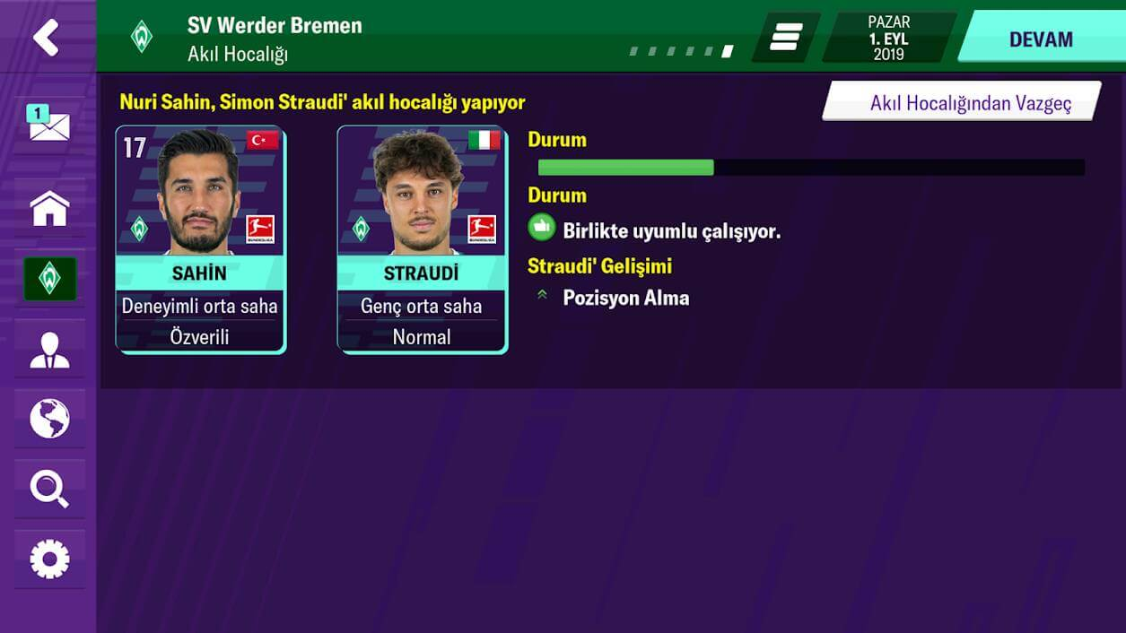 Football Manager 2020 Mobile Apk İndir