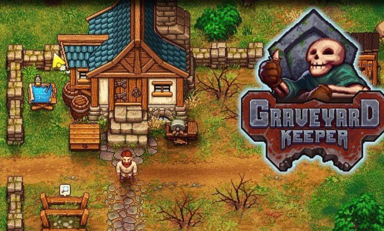 Graveyard Keeper Full İndir
