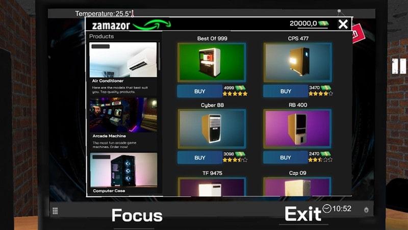 Internet Cafe Simulator Hileli Apk