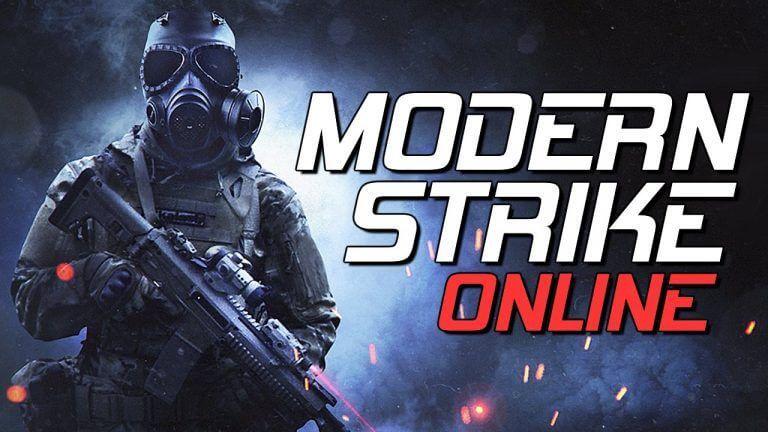 Modern Strike Online Hileli Apk İndir