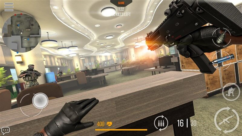 Modern Strike Online Hileli Apk