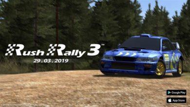 Rush Rally 3 Hileli Apk İndir