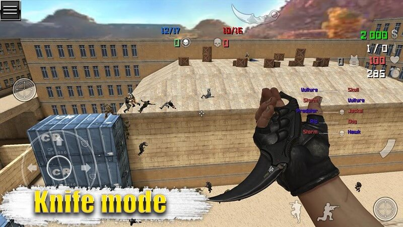 Special Forces Group 2 Hileli Apk İndir