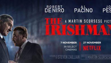 Photo of The Irishman İndir – Türkçe Dublaj 1080P