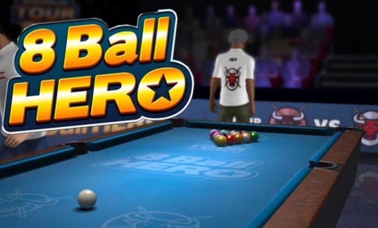 8 Ball Hero Hileli Apk İndir