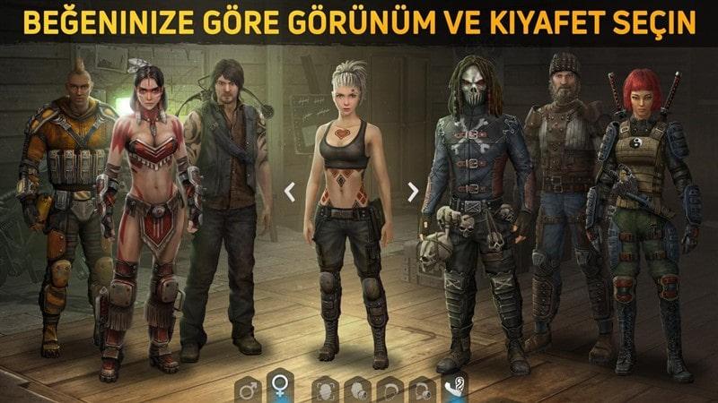 Dawn of Zombies Survival Hileli Apk