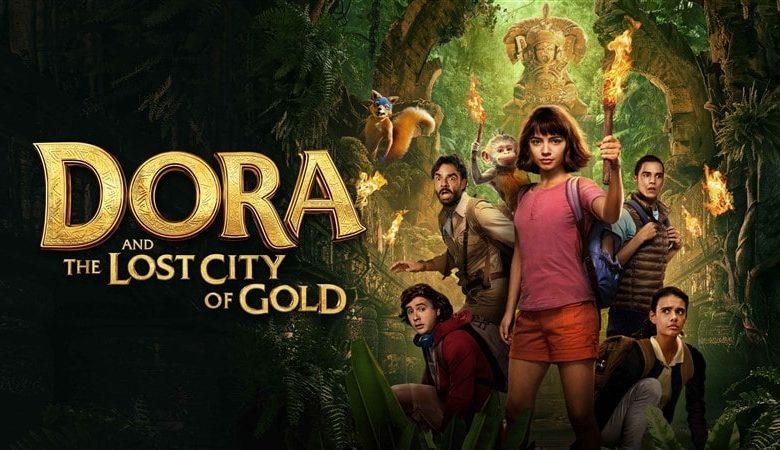 Dora ve Kayıp Altın Şehri İndir