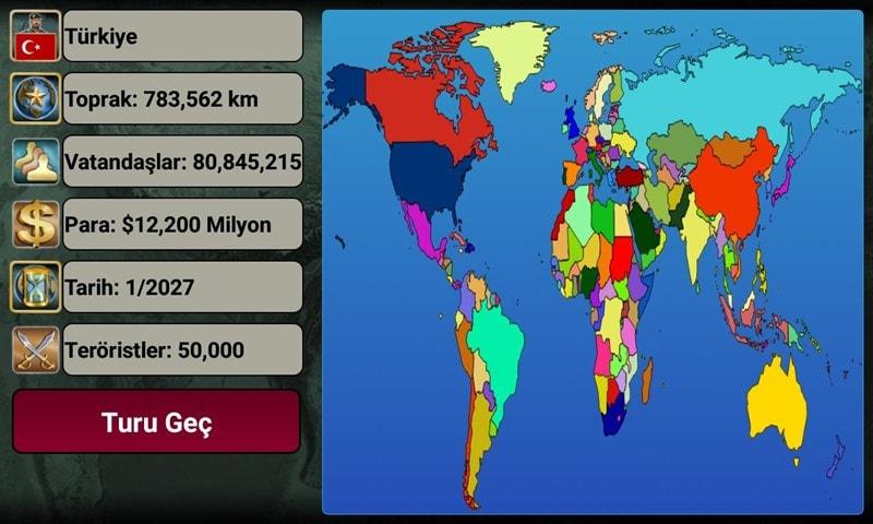Dünya İmparatorluğu 2027 Hileli Apk İndir