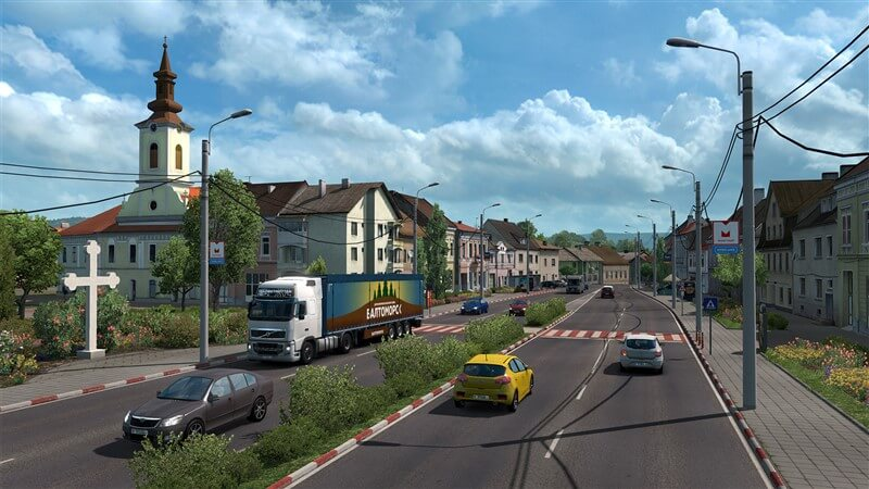 ETS 2 Road to the Black Sea İndir