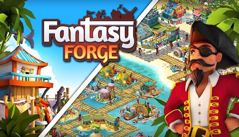 Fantasy Forge Hileli Apk İndir