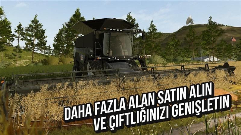 Farming Simulator 20 Apk İndir