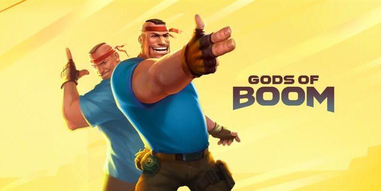 Gods of Boom Hileli Apk İndir