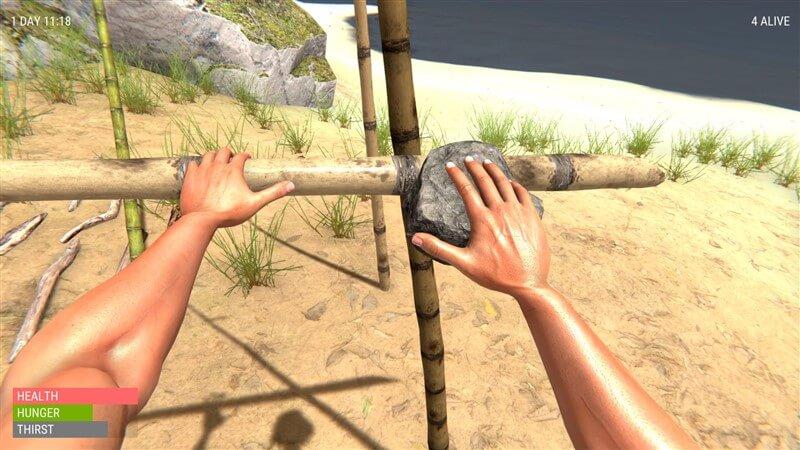 Hand Simulator Survival İndir