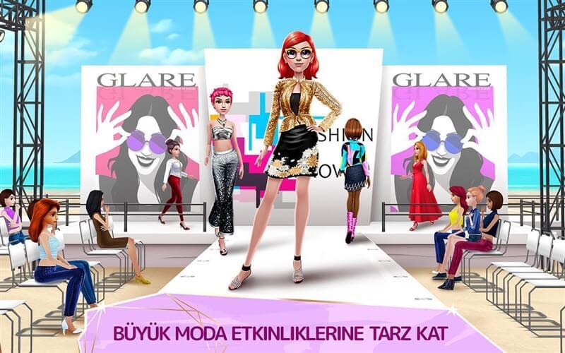 Süper Stilist Hileli Apk