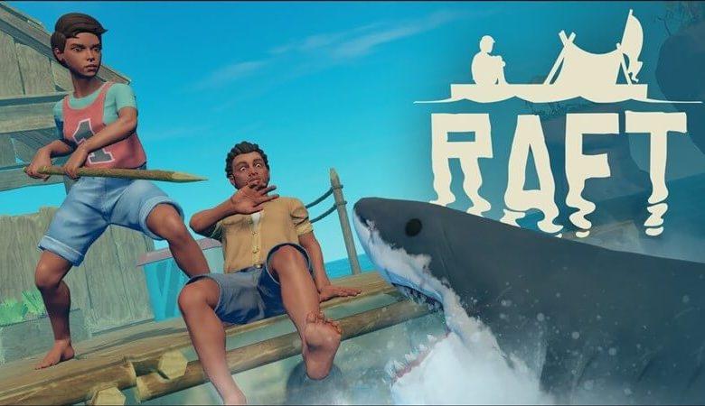 Survival on Raft Hileli Apk İndir