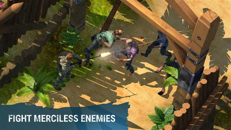 Survivalist invasion Hileli Apk İndir