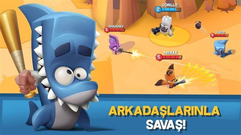 Zooba Hileli Apk