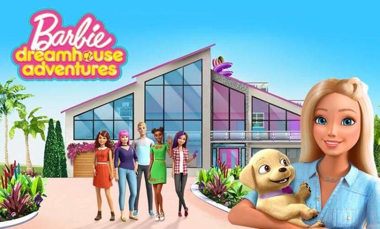 Barbie Dreamhouse Adventures Hileli Apk İndir