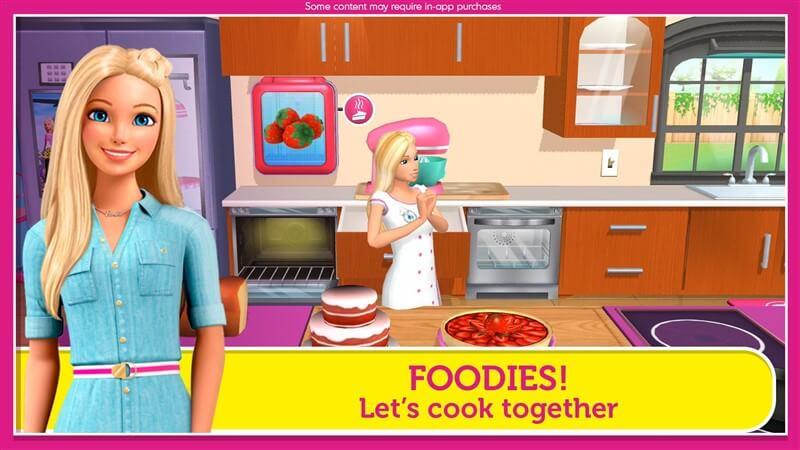 Barbie Dreamhouse Adventures Hileli Apk