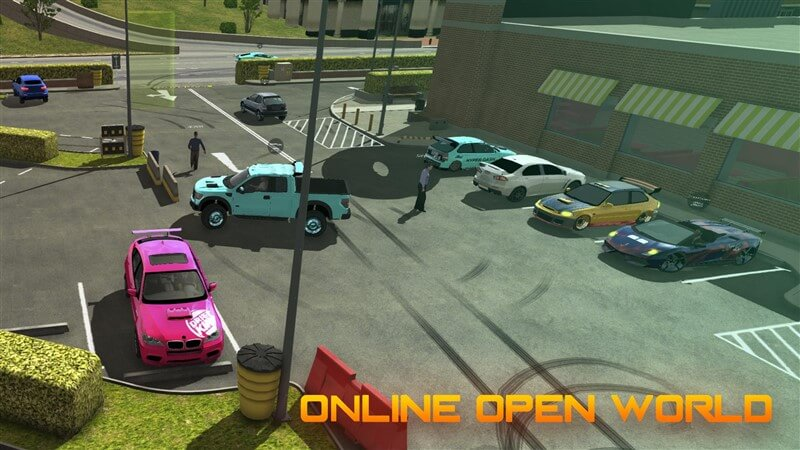 Car Parking Multiplayer Hileli Apk