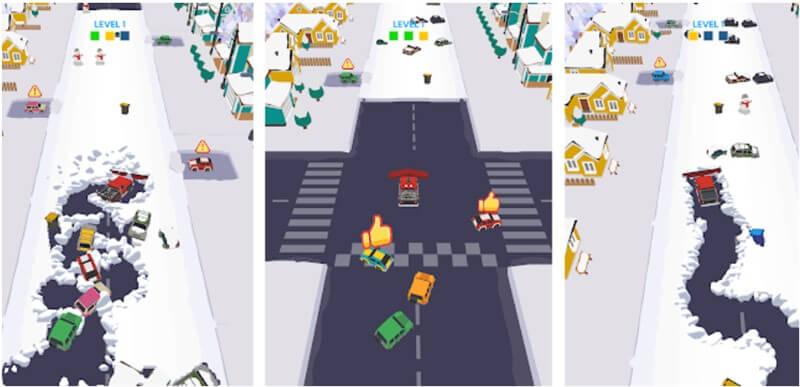 Clean Road Hileli Apk İndir