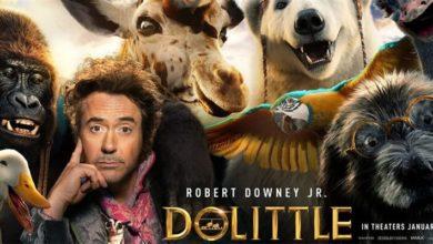 Photo of Dolittle (2020) İndir – Türkçe Dublaj 1080P