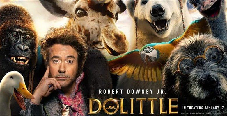 Dolittle Türkçe Dublaj Full HD 1080P İndir