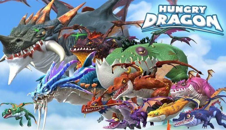Hungry Dragon Hileli Apk İndir