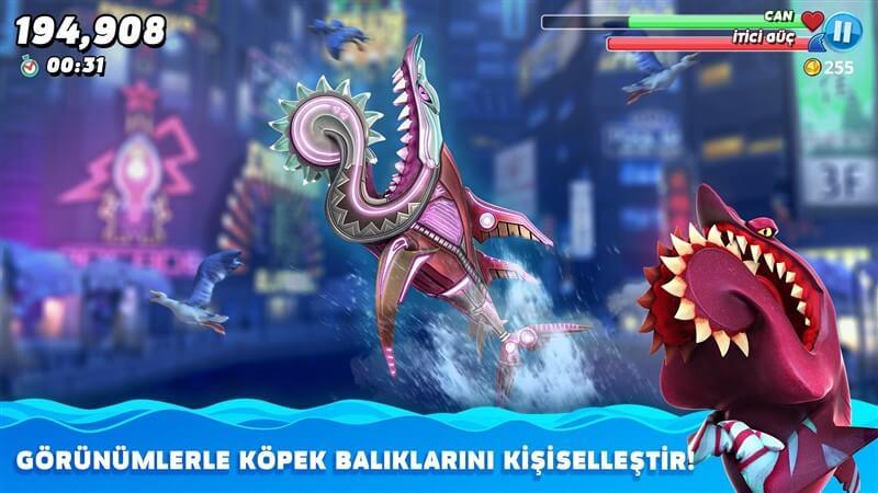 Hungry Shark World Hileli Apk