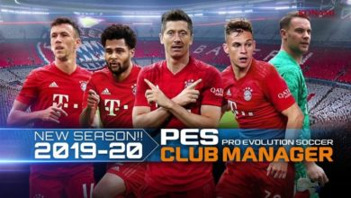 Photo of PES CLUB MANAGER Hileli Apk İndir – Mod Para v3.1.1