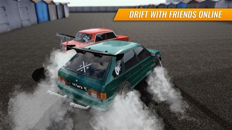 Russian Car Drift Hileli Apk İndir